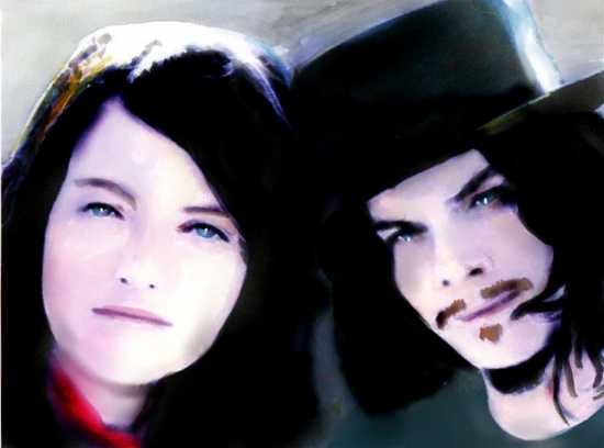 The White Stripes by brainfree